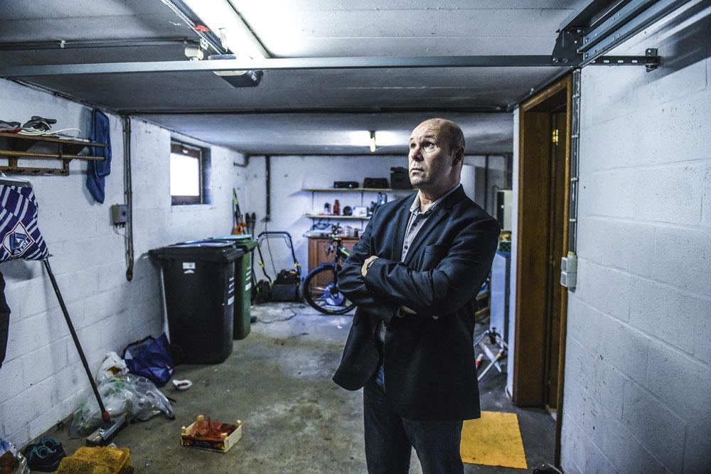 Jean-Marc Bosman: 'Mijn vrouw wil me niet meer zien.', Koen bauters