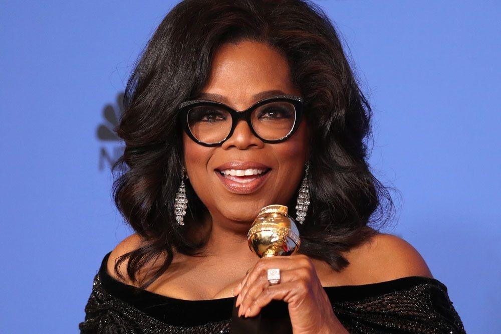 Oprah Winfrey , Reuters