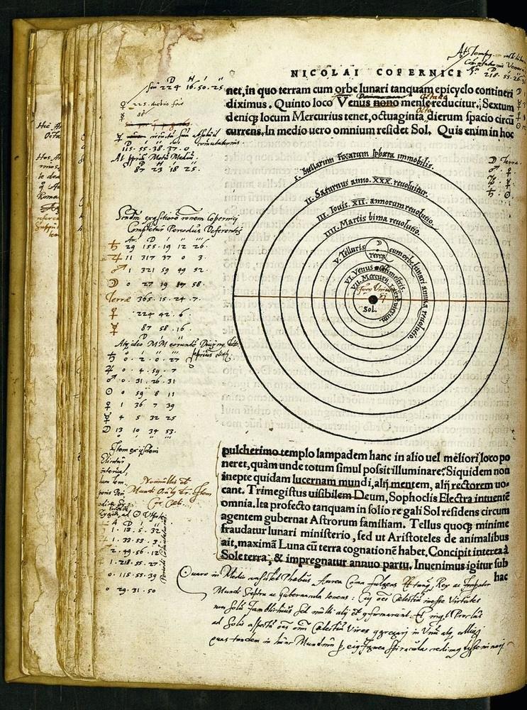 Een kleine 500 jaar geleden slaagde de Homo Sapiens erin om wiskundig vast te stellen dat de planeet waarop zij vertoeft rond de Zon draait , U Liège