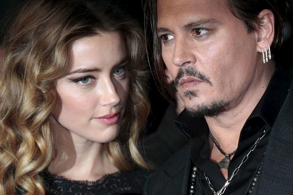 Avec Amber Heard, Reuters