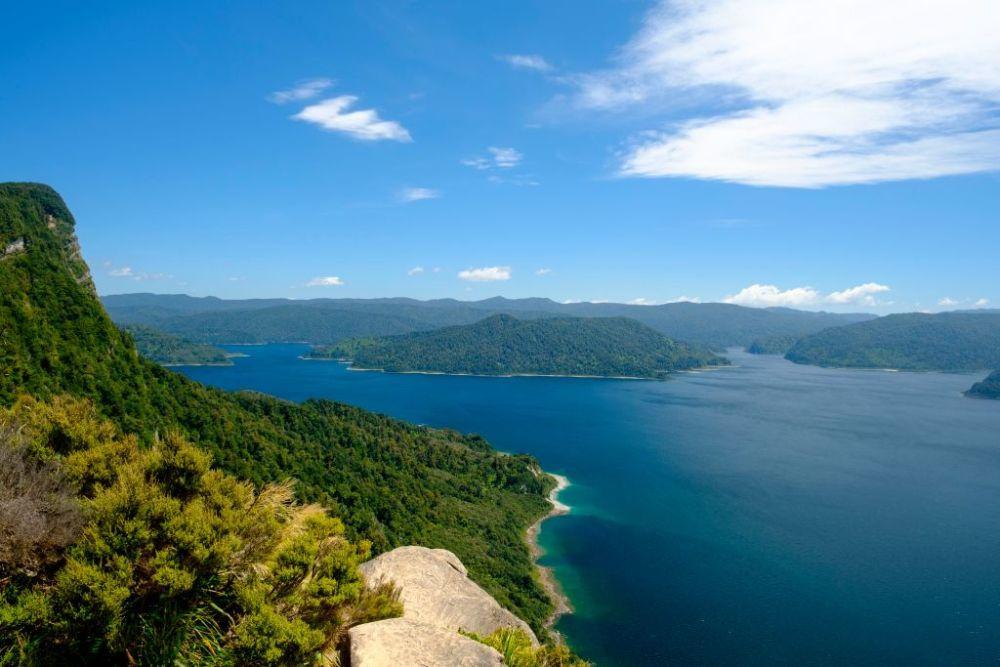 Lake Waikaremoana, Getty Images