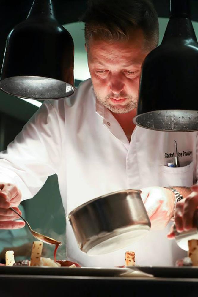 Christophe Pauly, Le Coq aux Champs, DR