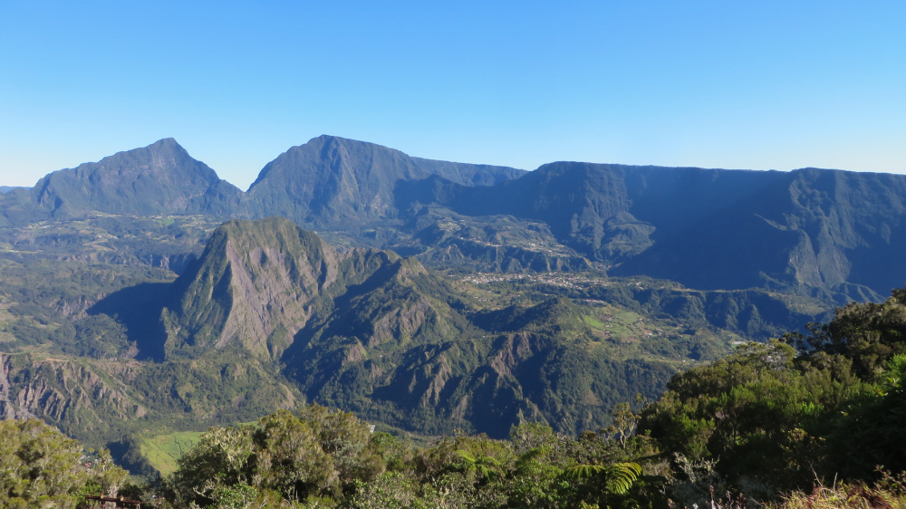 Parc national de la Réunion, BBCLCD, Wikicommons
