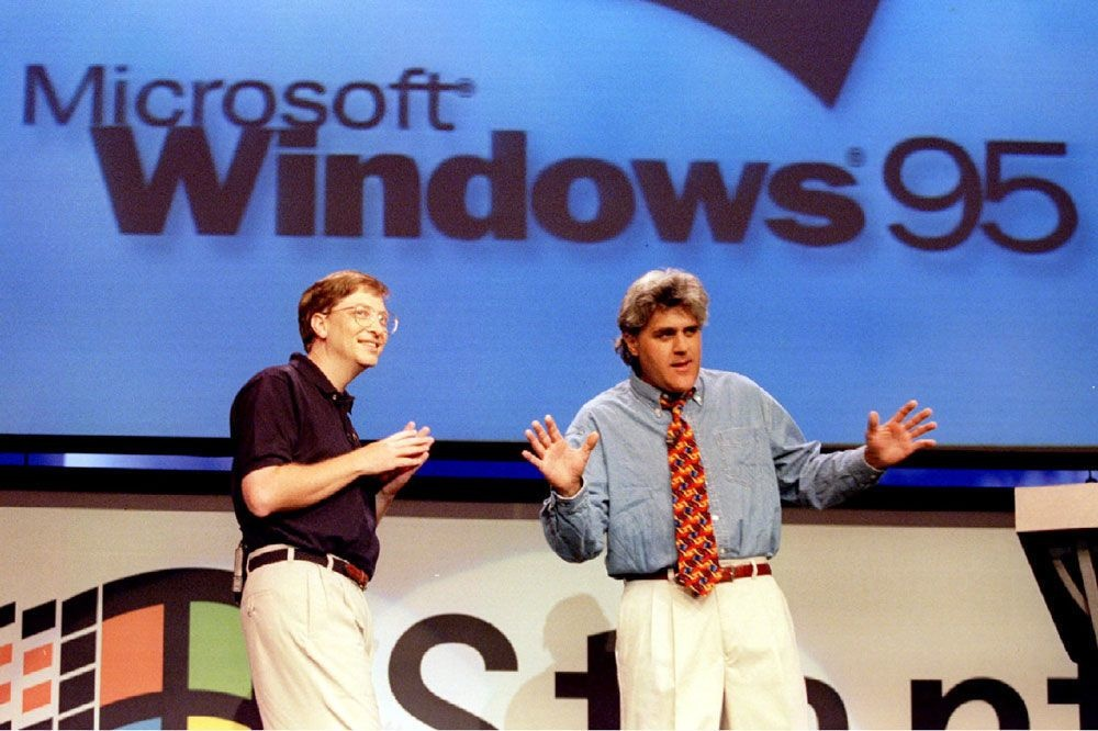 Windows 95, Reuters