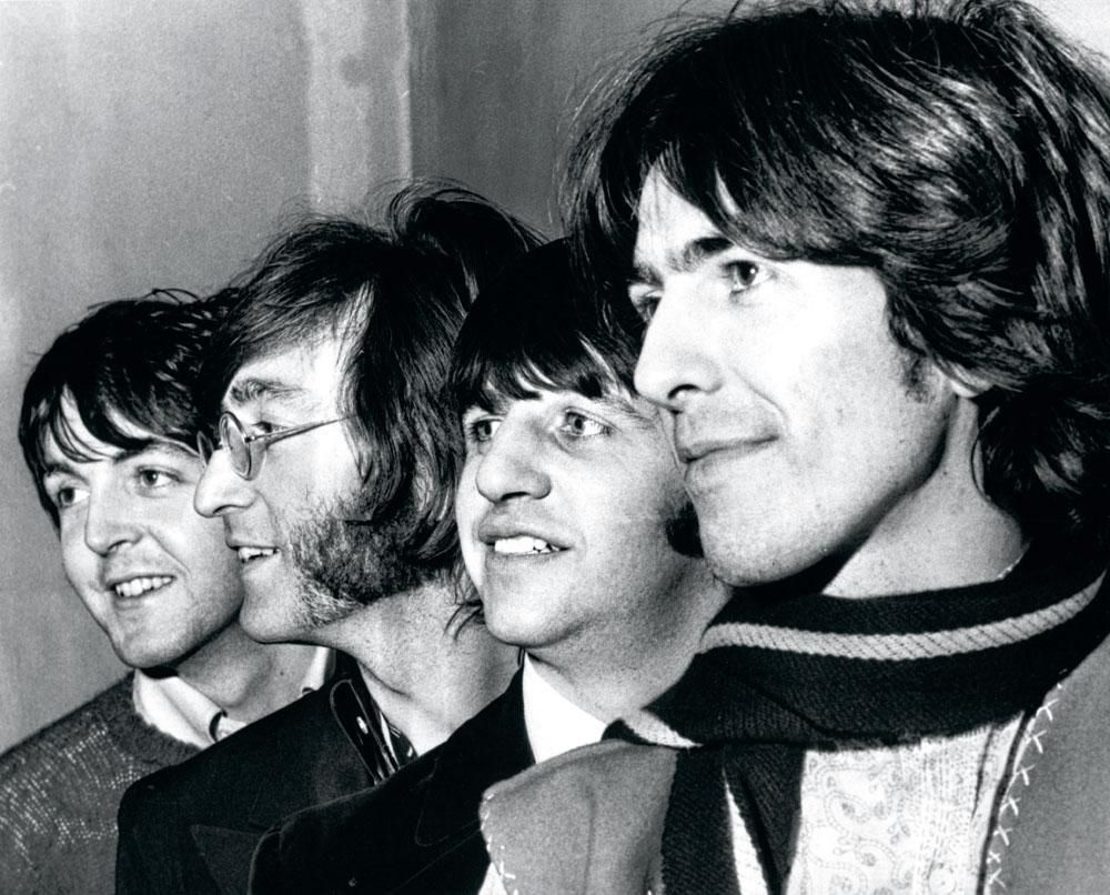 Les Beatles, gettyimages
