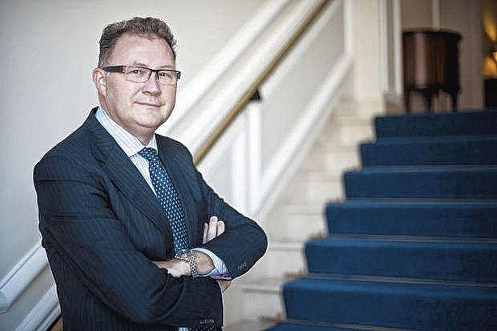 """"""" Les IRP ne sont pas adaptées à de petites sociétés, plutôt aux grandes. """" Philip Neyt, président de PensioPlus, pg"""