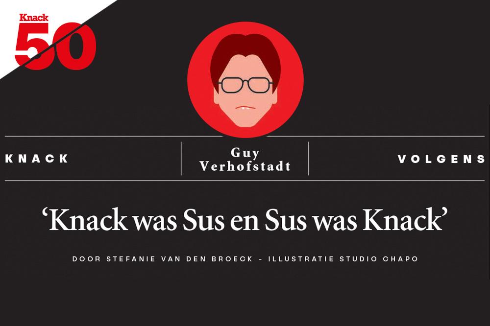 Knack volgens Guy Verhofstadt., /