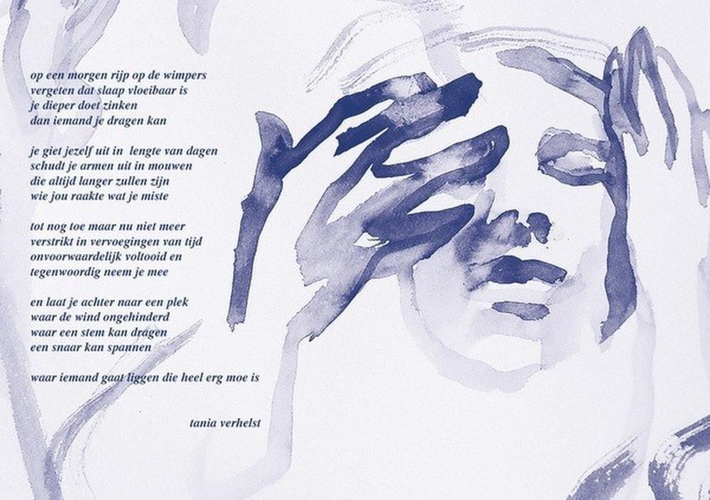 Het gedicht., Tania Verhelst