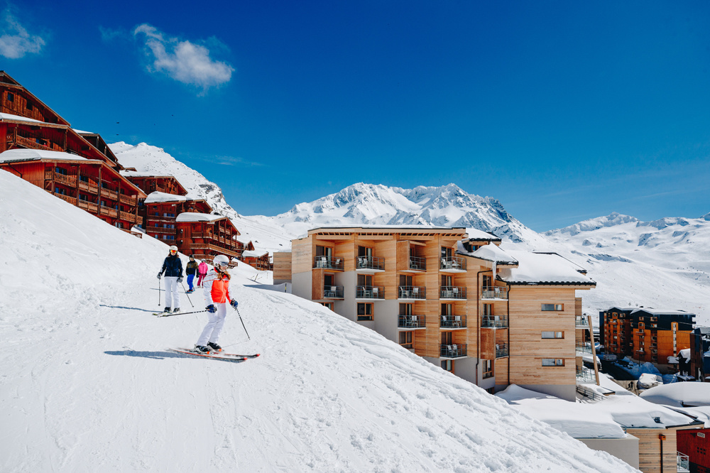 Station de Val Thorens, DR / Val Thorens / Morel