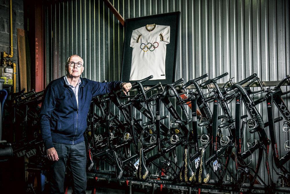 Christophe Sercu: 'We proberen nu de Lotto Zesdaagse Vlaanderen-Gent in de geest van mijn vader verder te zetten., koen bauters