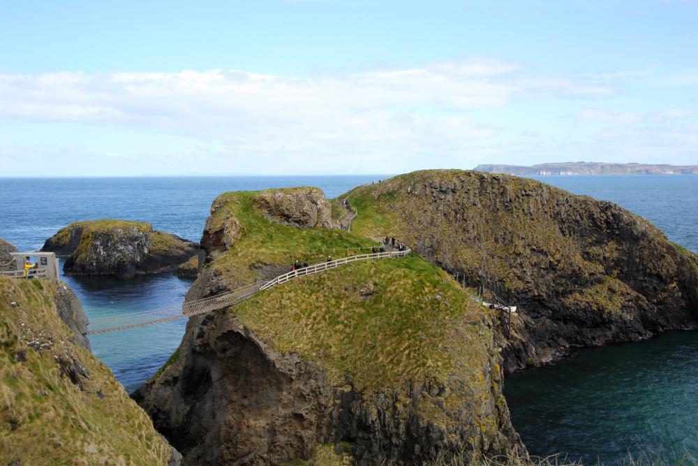 Carrick-a-Rede, Ierland Toerisme