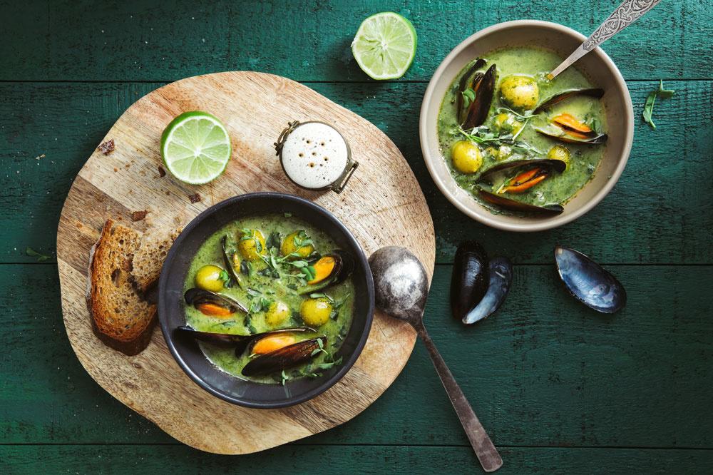 Les déclinaisons culinaires à base de moules sont nombreuses., GETTY