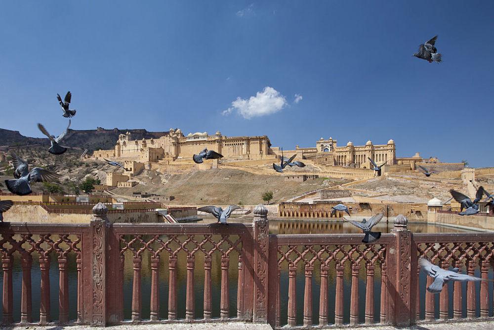 Jaigarh Fort en Amber Fort, Getty Images