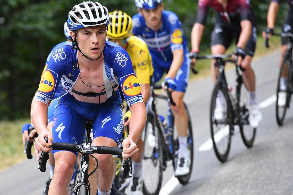 Yves Lampaert opent zijn seizoen in de Ronde van Valencia, Sep Vanmarcke in de Tour La Provence. (foto Belga), BELGA