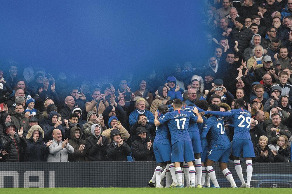 Les fans de Chelsea se surprennent à rêver à nouveau en bleu., BELGAIMAGE
