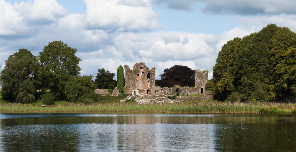Crom Castle, Andreas F. Borchert, Wikicommons