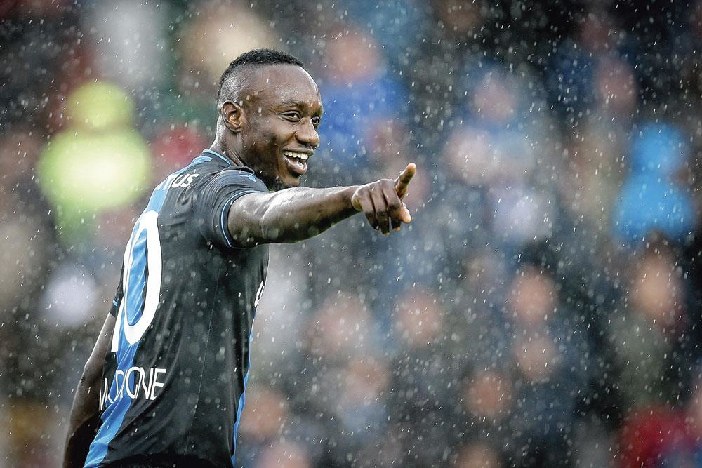 Mbaye Diagne, belgaimage