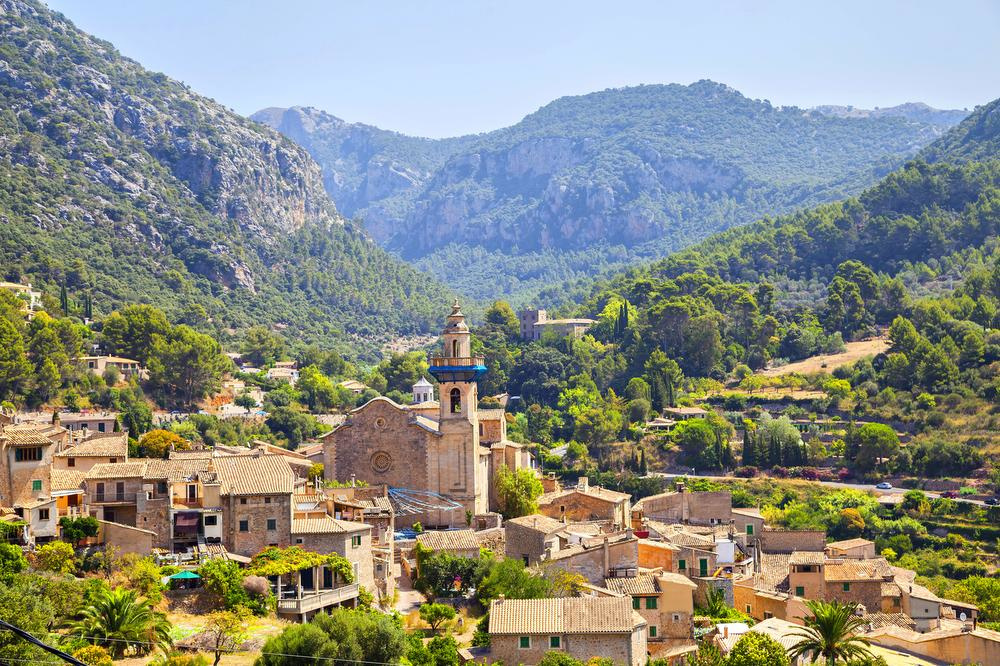 Valldemosa, Majorque, Getty Images