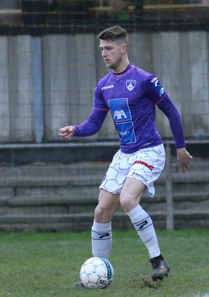Guillaume Devacht gaat volgend seizoen zijn geluk beproeven bij SV Anzegem., VDB
