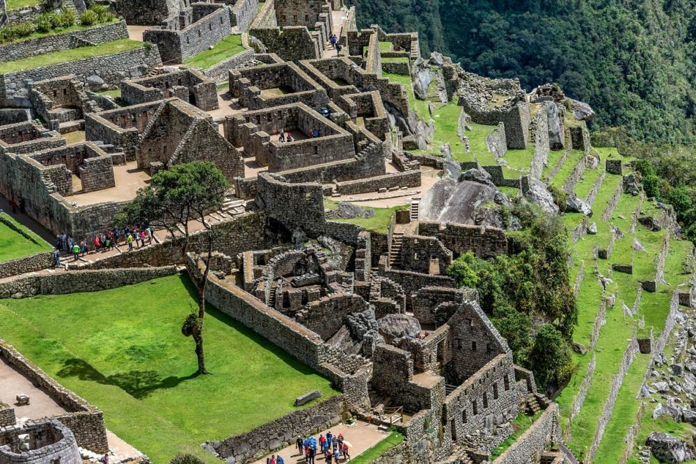 Machu Picchu, Getty Images/iStockphoto