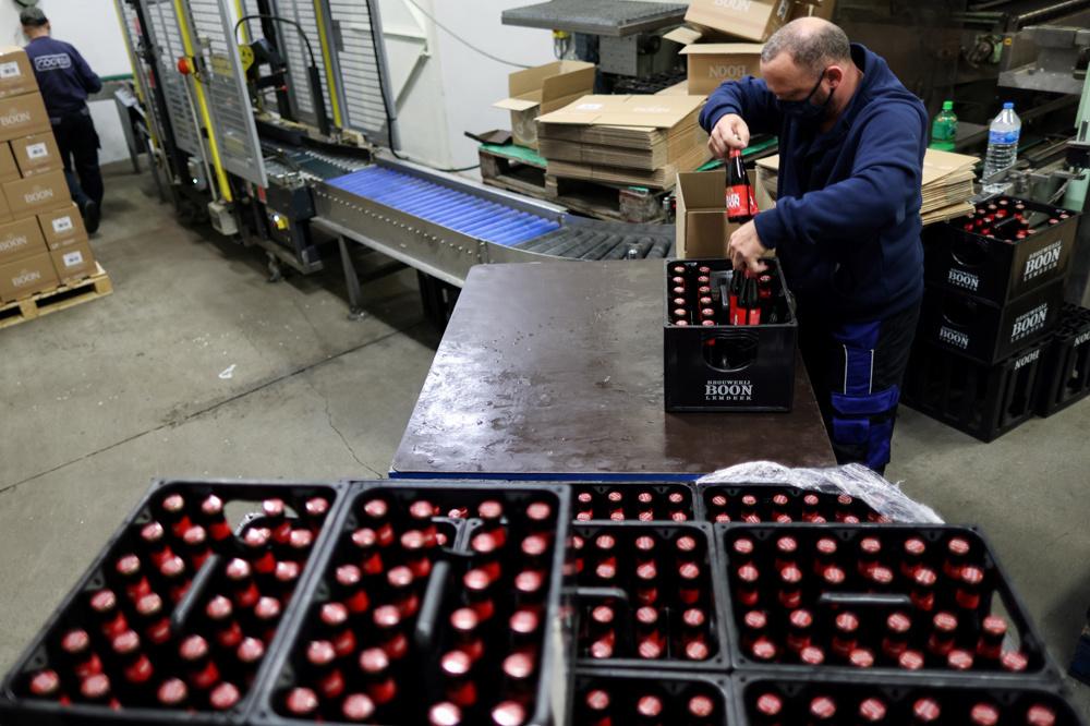 Brasserie Boon, AFP / Kenzo Tribouillard