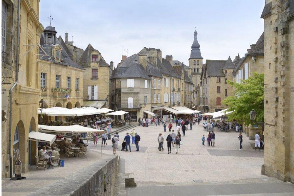 Sarlat en Dordogne, DR