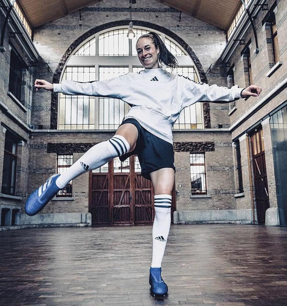 "Tessa Wullaert : "" J'ai toujours été fidèle à Adidas. "", BELGAIMAGE - JASPER JACOBS"