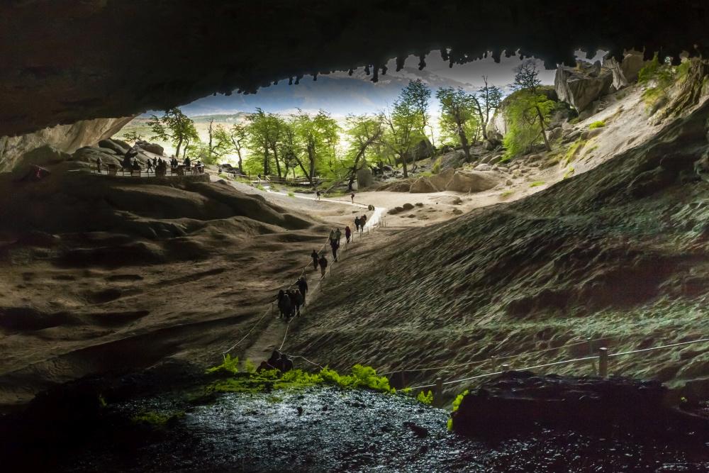 Cueva del Milodon , Getty Images