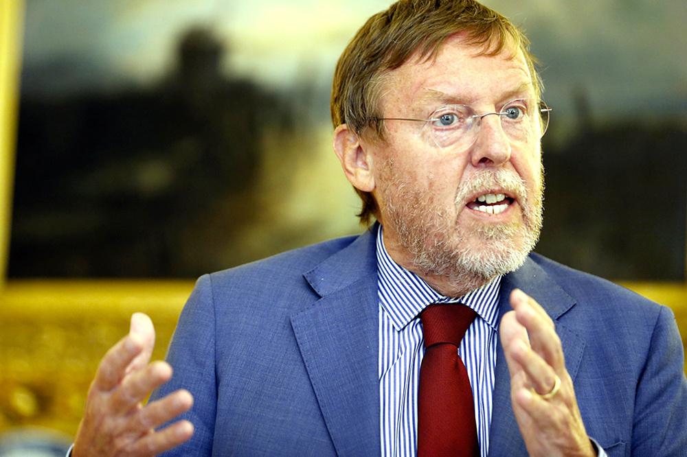 Gewezen Kamervoorzitter Siegfried Bracke, Belga