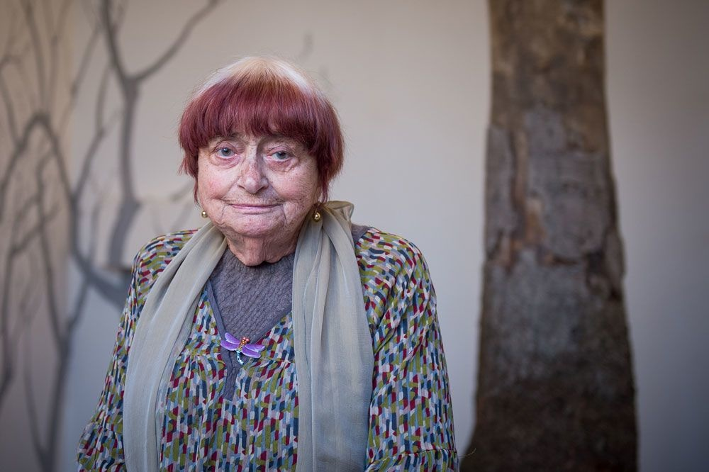 Agnès Varda, AFP