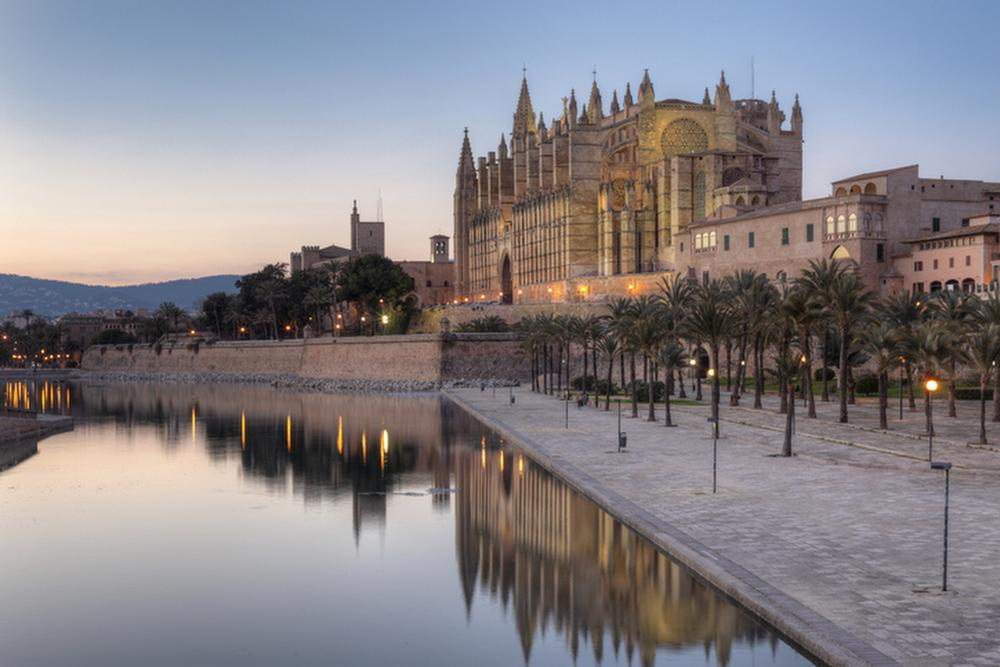 Palma de Mallorca, Getty Images