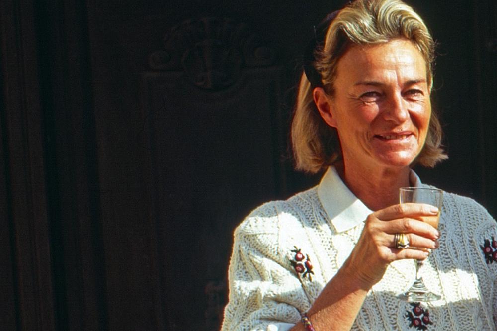 Sybille de Selys Longchamps en 1998, Getty Images