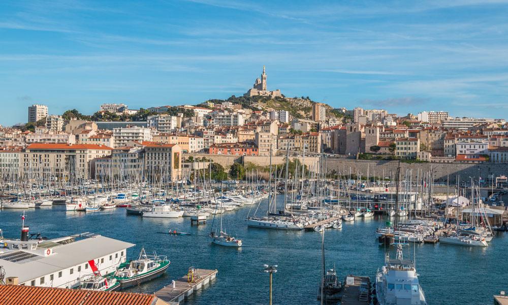 Marseilles, getty