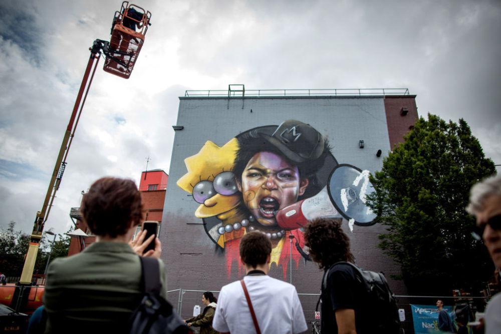 Upfest Bristol, Getty Images