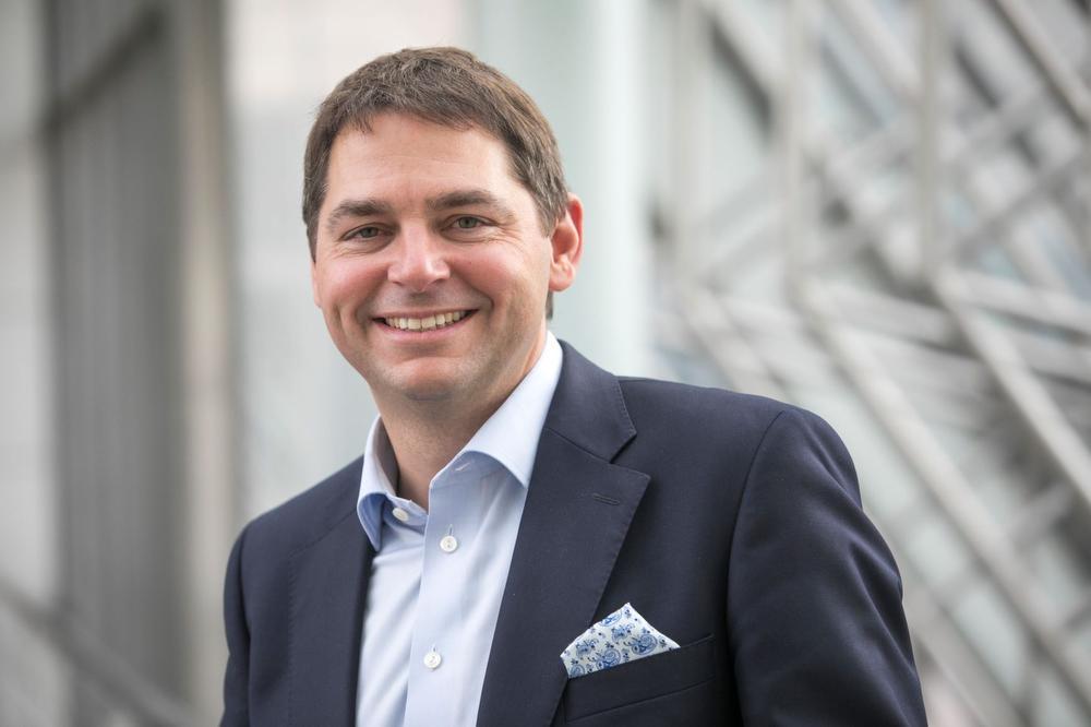 Matthias Reyntjens, Consulting Partner bij PwC Belgium, Jan Locus