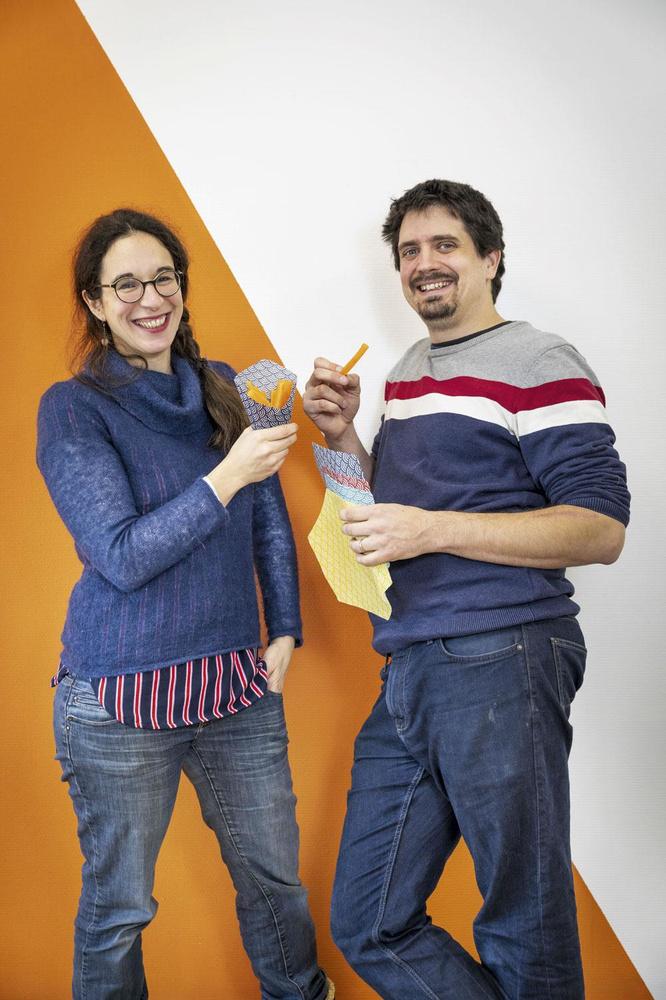 Alyne Francois et François Chasseur, PULP PICTURES