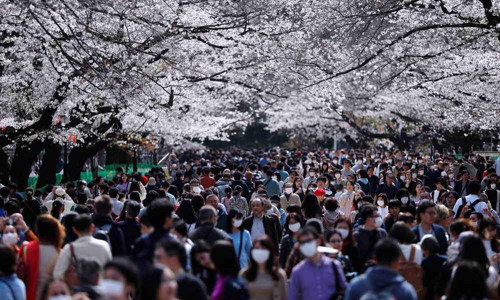 A Tokyo, reuters
