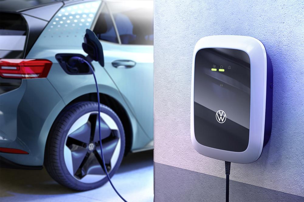 De stroomversnelling is ingezet, Volkswagen ambieert marktleider te worden., /