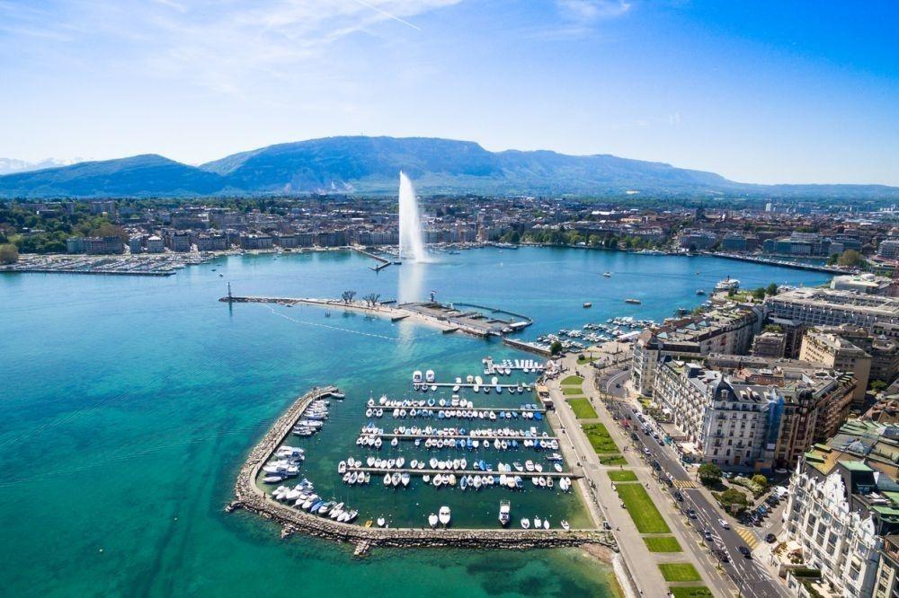 Genève, iStockphoto