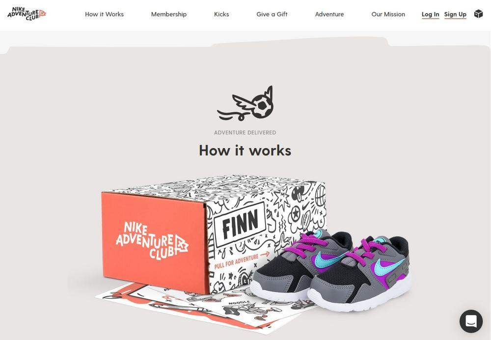 Sneaker je rijk met de Nike Adventure Club., Nike