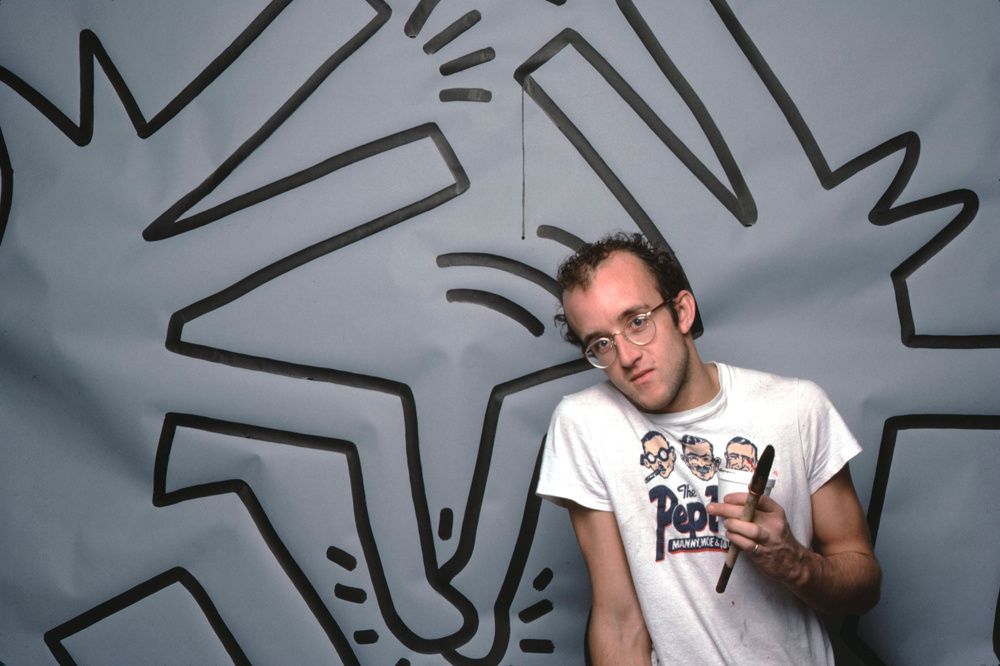 Keith Haring, Getty