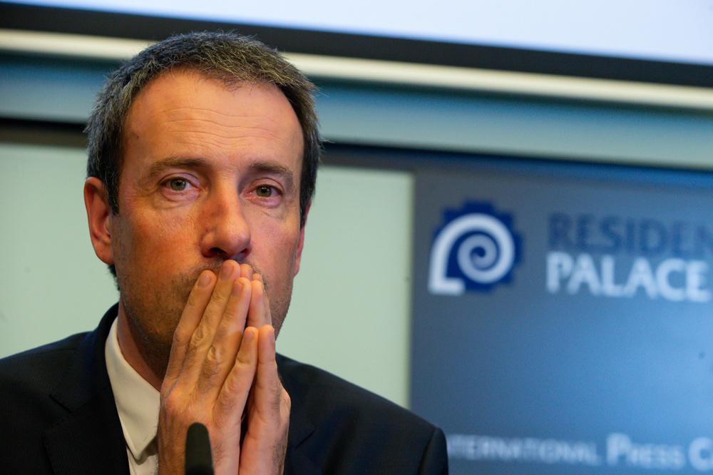 Le ministre Philippe Goffin (MR)., belgaimage