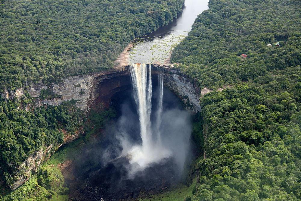 Parc amazonien de Guyane, Getty Images