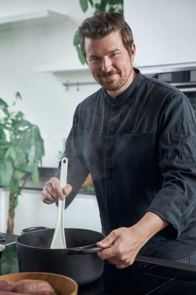 Xavier Lizen, chef du restaurant Origine, studioflashback