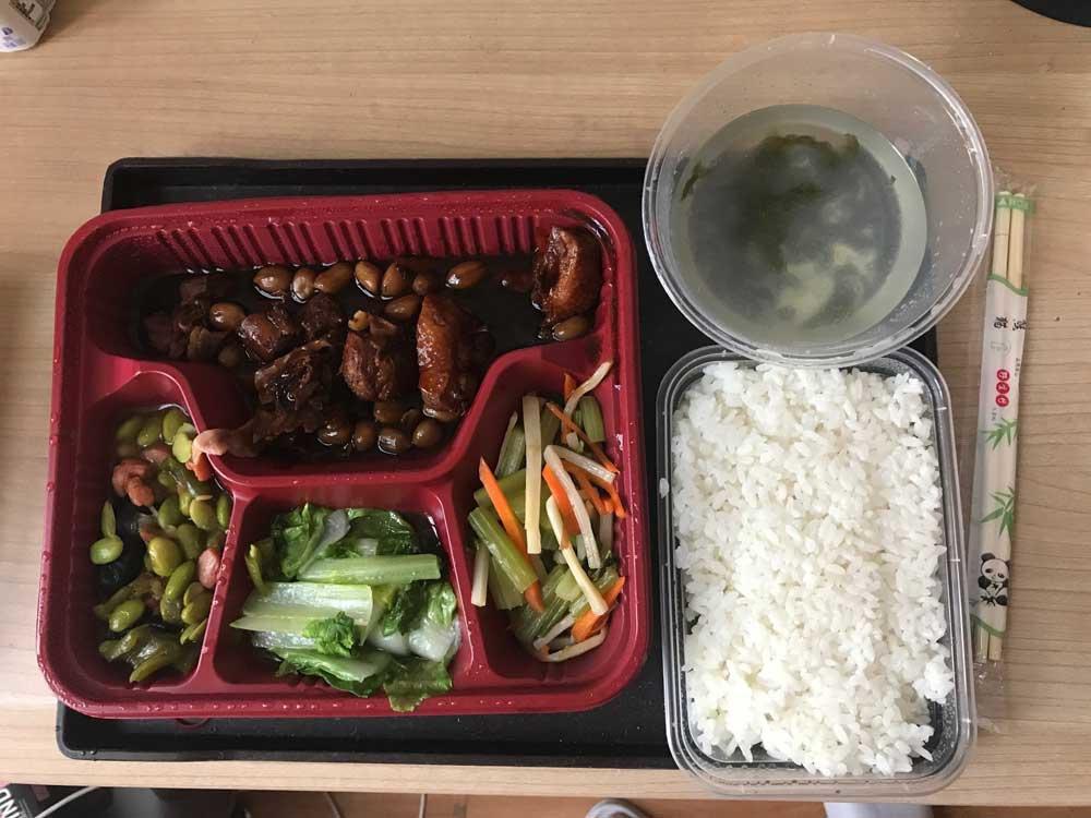 Lunch, Pieter Verstraete