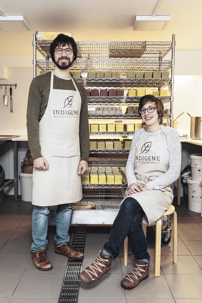 Eva Jacobs et Francesco Genduso, PULP PICTURES