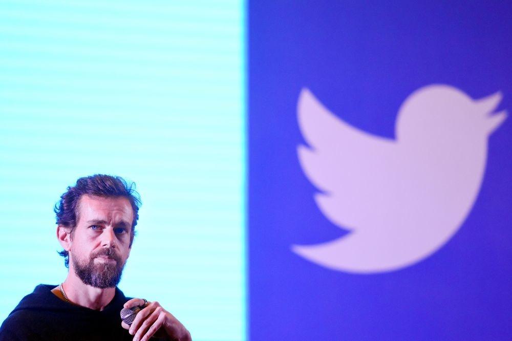 Jack Dorsey, le CEO de Twitter, Isopix