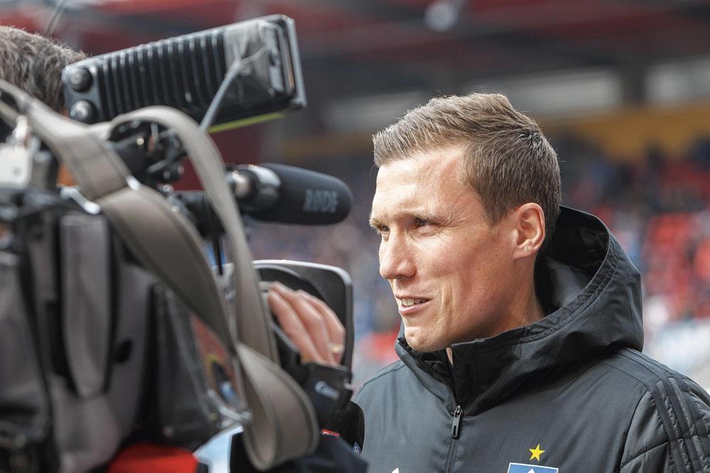 Hannes Wolf werkt graag met jonge spelers., GETTY