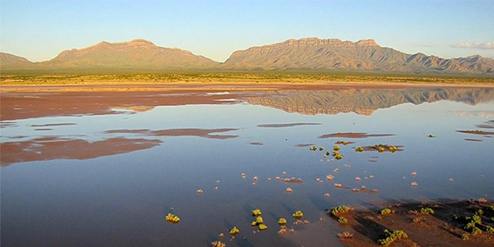 Lake Lucero, National Park Service
