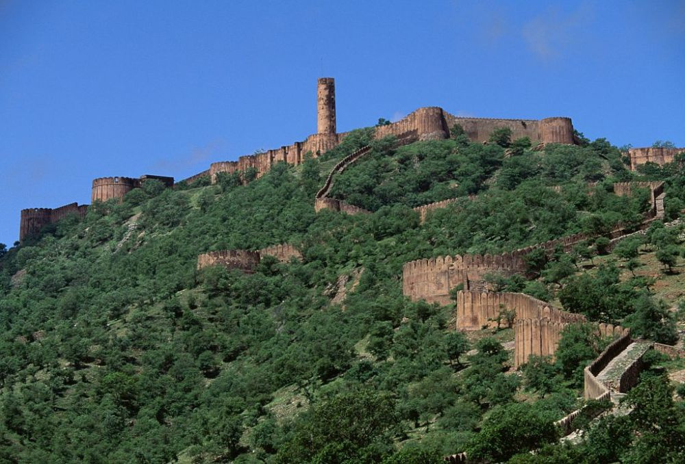 Jaigarh Fort, Getty Images